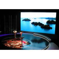 Buy cheap SMD 1R1G1B 3in1 Seamless Indoor P6 Led Advertising Displays pitch 6mm 27777 Dots/㎡ product