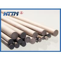 Buy cheap 310 / 330 mm Unground Tungsten Carbide Bar HF30 /  K40UF with Bending strength 4000 MPa product