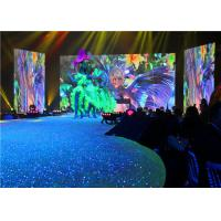 Buy cheap Indoor P3 Full Color Led Display High Definition Customized Creative Application product