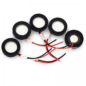 Buy cheap Ultrasonic Piezoceramic Transducer humidifier vibrator 1.7 mhz 2.4MHZ atomizer from wholesalers
