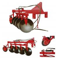 Buy cheap 1LYDP series farm tractor mounted two-ways hydraulic turning disc plough,working depth 250-300mm product