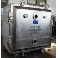 Buy cheap Solvent Recovery Square Vacuum Drying Equipment FZG Series Static 48 Trays product