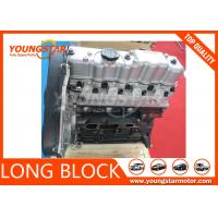 Buy cheap Long Engine Cylinder Block For Hyundai H1 D4BB D4BH / Mitsubishi 4D56T D4BH product