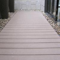 Buy cheap 2011 new wood plastic composite flooring SJCDQ02 product