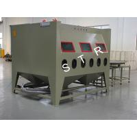 Buy cheap Mold Plastic Media Sand Blasting Machine Surface Preparation Computer Shell Foot Valve product