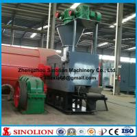 Buy cheap Ball shape coal powder lime powder briquette press machines from wholesalers