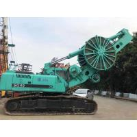 Buy cheap SG40 Second Hand Trencher JINT Brand 2015 Year Green Color ISO Certification product