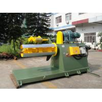 Buy cheap Full - Automatic Hydraulic Decoiler Machine For 10 Tons Metal Sheets Coils product