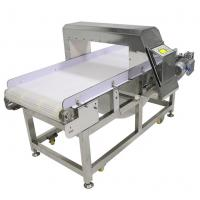 Buy cheap Touch Screen High Sensitivity Chain Conveyor Food Security Checking Metal Detector for Food Industry product