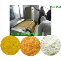 China Automatic Microwave Drying Equipment Belt Type Microwave Oven Drying For Grain Soybean on sale