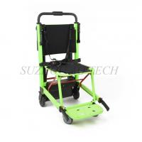 China Foldaway portable motorized stair climber wheelchair for disabled ST-G7 on sale