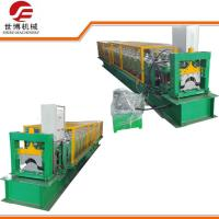 Buy cheap Professional Metal Roof Automatic Roll Forming Machine For Ridge Cap product