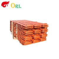 Buy cheap Gas Water / Gas Fire Steam Boiler Spare Parts Superheater In Thermal Power Plant product