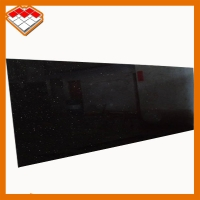 Buy cheap Black Galaxy Gold  60*60*Cm Granite Tiles Slabs For Wall Floor product