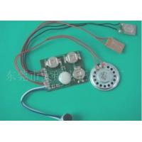 Buy cheap Recording greeting card movement, recording movement, the book with movement and electronic accessories product