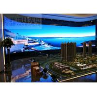 Buy cheap High Resolution P3 Indoor LED Displays Sign TV Studio For Live Broadcast , 2 Warranty Years product