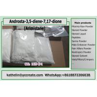 Buy cheap CAS1420-49-1 Legal Aromatase Inhibitor Arimistane Androst -3,5-dien-7,17- dione Anti Estrogen Supplement Powder product