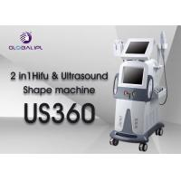 Buy cheap Easy To Use Fat Loss Hifu Cellulite Reduction Hifu Focused Ultrasound Liposonix Machine product