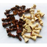 """Buy cheap 4"""" wood chess pieces 32pcs international wooden chess set product"""