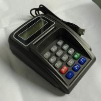 Buy cheap HX887 Multi 4in1 Bank PinPad / Keypad with EMV Magstripe Cards &Smart  Card Reader Writer &PSAM Slot &LED Display product