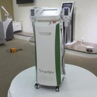 Buy cheap 2 handles working simultaneously cryolipolysis machine NBW-C122 product