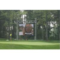 Buy cheap P16 Real pixel Outdoor LED electronic billboard signs Full color 32×16 Pixel product