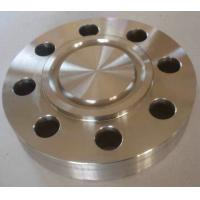 Buy cheap BS4504 Round Carbon Steel Flanges With 4 / 8 Bolt Holes , ISO7005-1 product