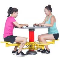 Buy cheap high quality outdoor leisure facility Outdoor Fitness Equipment outdoor chess table product
