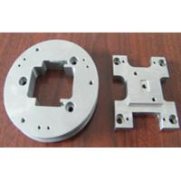 China Cold Rolled Steel CNC Machined Parts , AutoCad / IGS Design in House on sale