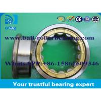 Buy cheap High Precision Cylindrical Roller Bearing With Chrome Steel / Carbon Steel from wholesalers