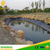 Buy cheap HDPE, PE, LDPE Material and Geomembranes Type tank liners product