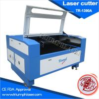 Buy cheap Triumphlaser CE FDA Manufacture 80W 100W 130W 150W CO2 Laser cutting machine for Wood Acrylic Non-metal product