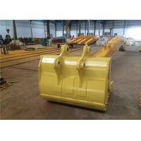 Buy cheap 0.4-3m3 Capacity Excavator Digging Bucket Construction Equipment Attachments product