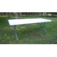 Buy cheap easy handling 6ft plastic foldable table YZ-Z183 product