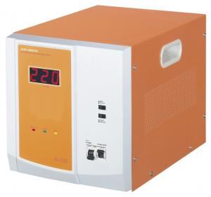 Buy cheap Copper / Alumimum SVC-0.5KVA~30KVA  Avr Voltage Regulator Stabilizer IP20-54 product
