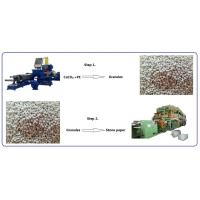 Buy cheap Note Book Stone Paper Making Machine With Printing Technology / Kneader product