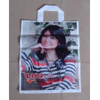 Buy cheap Lady Image Biodegradable Shopping Bags HDPE LDPE for Shoes product