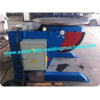 China Hydraulic Welding Positioner with Chuck / Rotating Table Made in China on sale