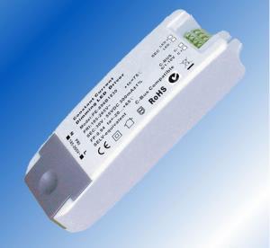 Buy cheap Waterproof 6V - 15V DC 700mA 0 - 10V Dimmable Led Light Driver 10V IP64 Over Voltage product