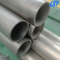 Buy cheap gr1 gr2 OD60x1 OD16x0.5mm thin thickness seamless titanium tube in stock product