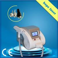 Buy cheap Q Switch nd yag laser machine for tattoo removal /eyebrow removal from Wholesalers