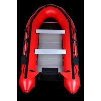 Buy cheap 0.9mm PVC Inflatable Boat With Plywood Floor Or Aluminum Floor product