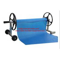 Buy cheap Length 5.4 Meter Above Ground Manual Roller Swimming Pool Accessories SS304 Material product