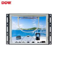 Buy cheap 8.4 Inch LCD Advertising Player Positive Screen Industrial Automation Monitor All Metal product