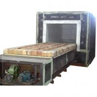 China Full-Fabric Trolley Resistance Furnace for sale