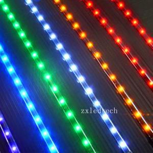 Buy cheap Energy Saving 60pc / M 3528 SMD  IP65 Waterproof RGB LED Strip / Ribbon Lights product