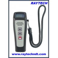 Buy cheap Pocket Size Coating Thickness Gauge, Painting Thickness Meter, Metal coating tester TG-8900 product