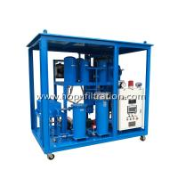 Buy cheap Professional Oil Cleaning machine, Used lube oil purifier equipment, dehydration, impurity elimination, color viscosity product