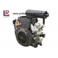 Buy cheap Air - cooled Vertical V Twin 22HP 870F Industrial Diesel Engines with 4 Stroke Direct Injection product