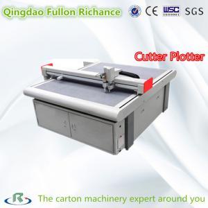 China CNC Corrugated Cardboard Cutter Plotter Machine For Box Model Making on sale